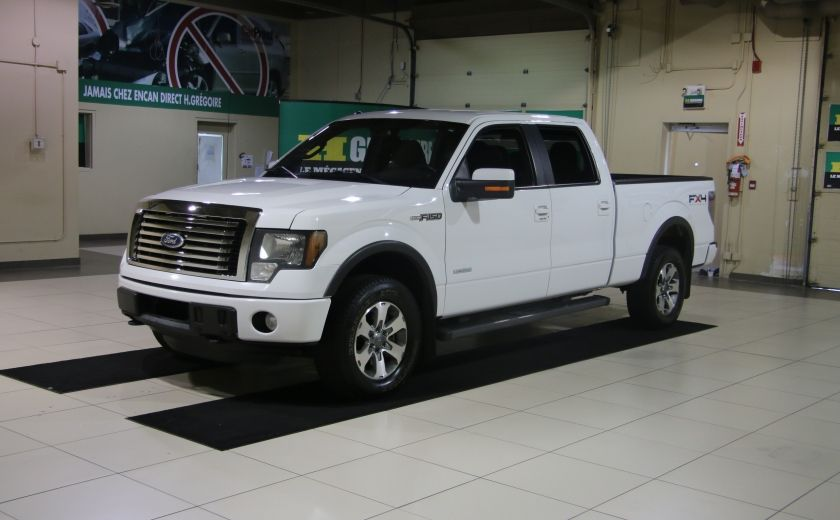 2011 Ford F150 FX4 4WD AUTO A/C MAGS BLUETOOTH #2