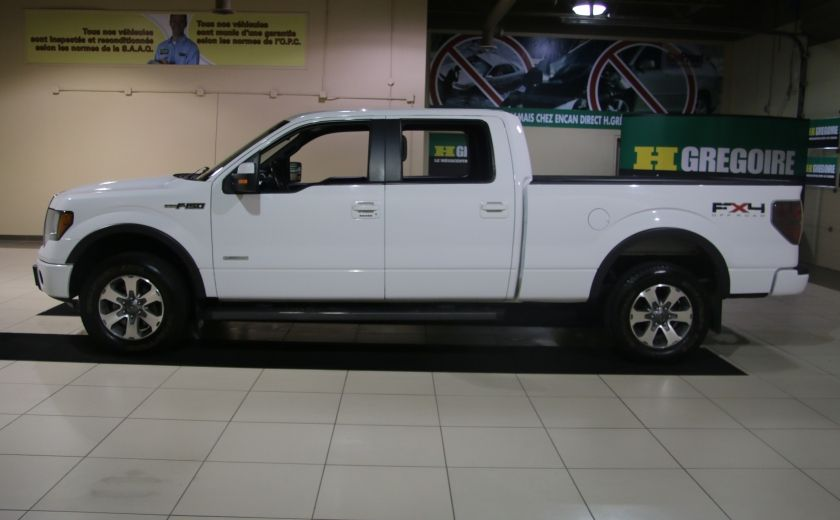 2011 Ford F150 FX4 4WD AUTO A/C MAGS BLUETOOTH #3