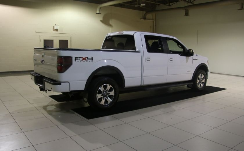 2011 Ford F150 FX4 4WD AUTO A/C MAGS BLUETOOTH #6