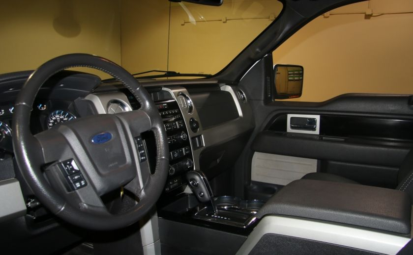 2011 Ford F150 FX4 4WD AUTO A/C MAGS BLUETOOTH #8