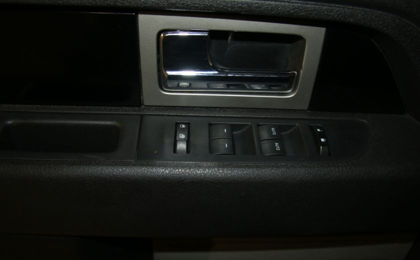 2011 Ford F150 FX4 4WD AUTO A/C MAGS BLUETOOTH #10