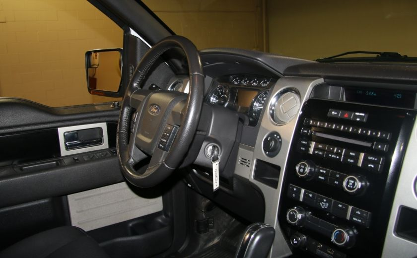 2011 Ford F150 FX4 4WD AUTO A/C MAGS BLUETOOTH #26