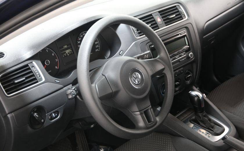 2013 Volkswagen Jetta TRENDLINE PLUS AUTO GR ELEC AC #6