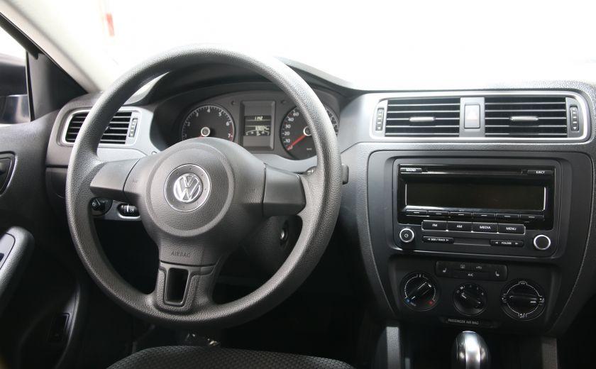 2013 Volkswagen Jetta TRENDLINE PLUS AUTO GR ELEC AC #10