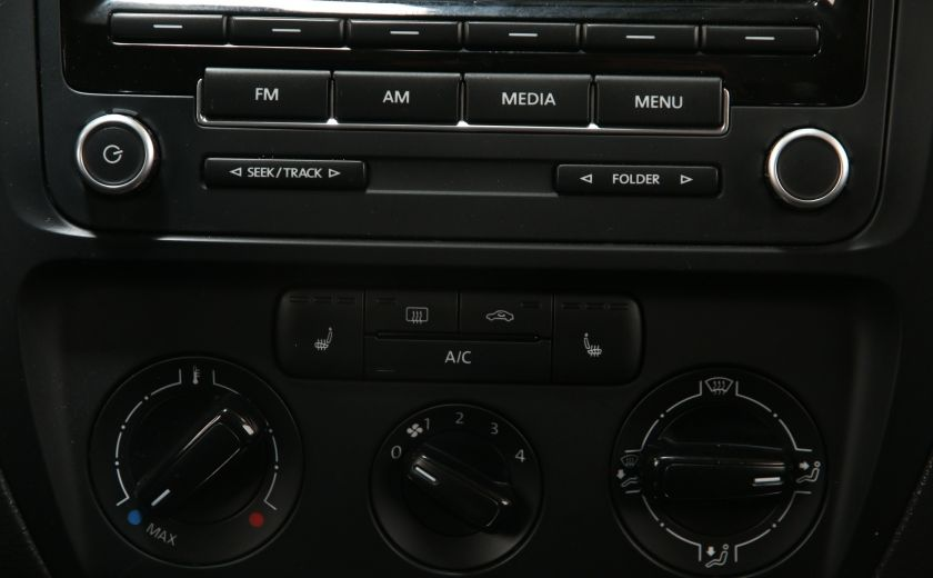 2013 Volkswagen Jetta TRENDLINE PLUS AUTO GR ELEC AC #12