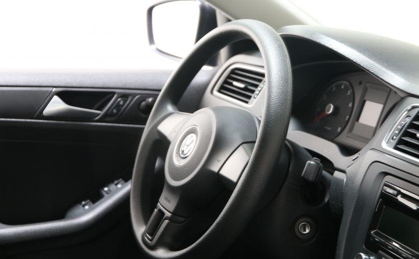 2013 Volkswagen Jetta TRENDLINE PLUS AUTO GR ELEC AC #18