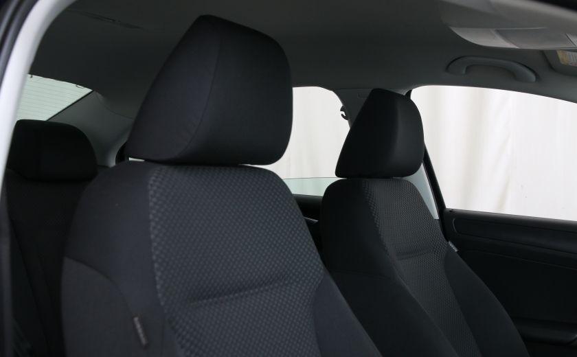 2013 Volkswagen Jetta TRENDLINE PLUS AUTO GR ELEC AC #19