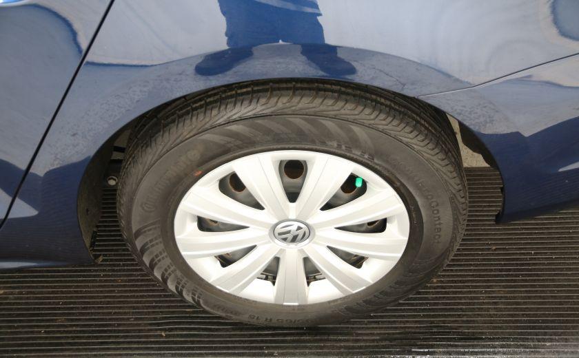 2013 Volkswagen Jetta TRENDLINE PLUS AUTO GR ELEC AC #25