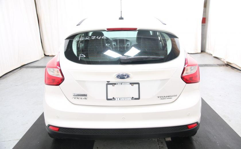 2013 Ford Focus Titanium A/C CUIR TOIT MAGS #4