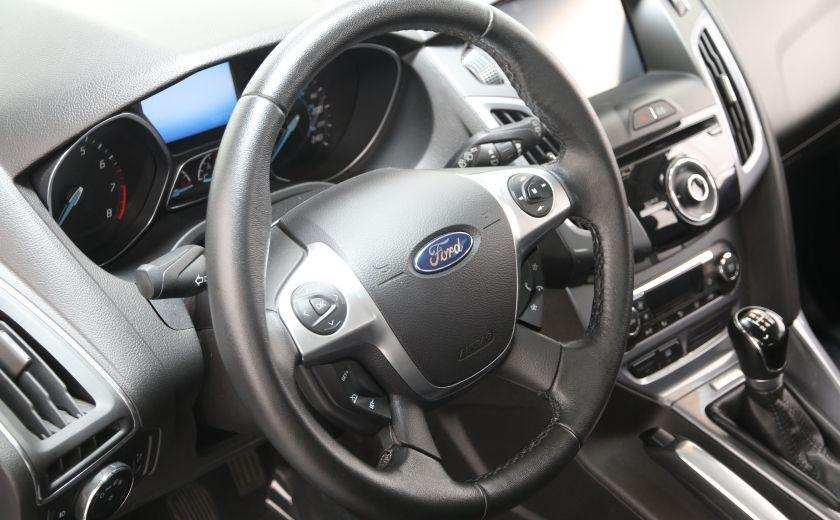 2013 Ford Focus Titanium A/C CUIR TOIT MAGS #6