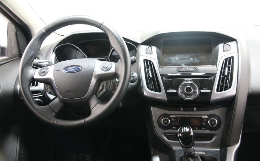 2013 Ford Focus Titanium A/C CUIR TOIT MAGS #11