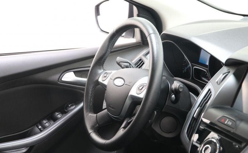 2013 Ford Focus Titanium A/C CUIR TOIT MAGS #20