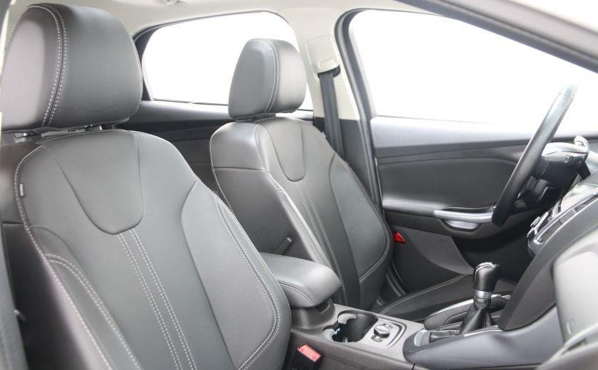 2013 Ford Focus Titanium A/C CUIR TOIT MAGS #21