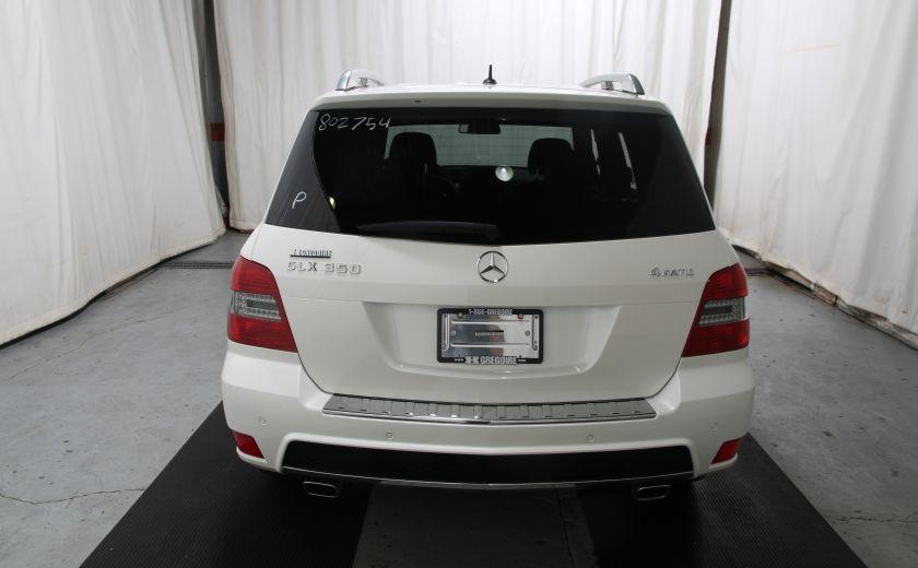 2012 Mercedes Benz GLK350 AWD A/C CUIR TOIT PANO #4