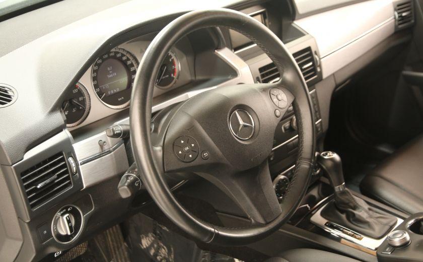 2012 Mercedes Benz GLK350 AWD A/C CUIR TOIT PANO #6