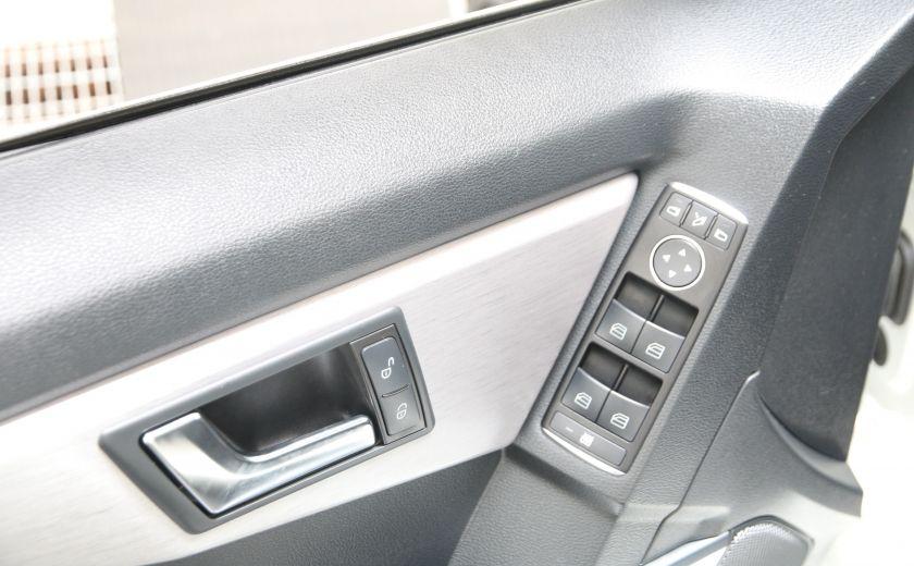 2012 Mercedes Benz GLK350 AWD A/C CUIR TOIT PANO #9