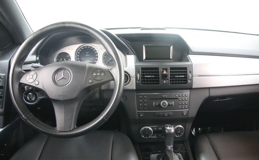 2012 Mercedes Benz GLK350 AWD A/C CUIR TOIT PANO #11
