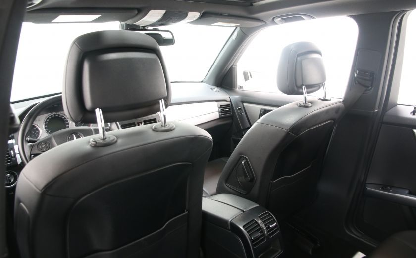 2012 Mercedes Benz GLK350 AWD A/C CUIR TOIT PANO #15