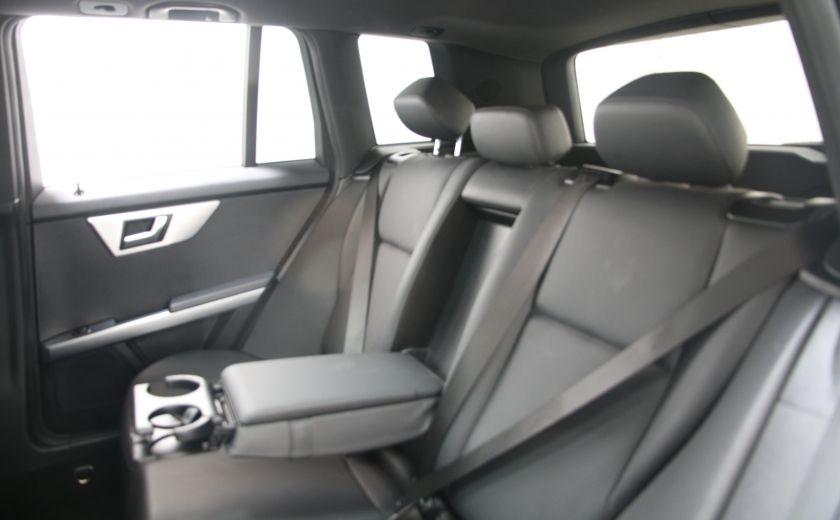 2012 Mercedes Benz GLK350 AWD A/C CUIR TOIT PANO #16