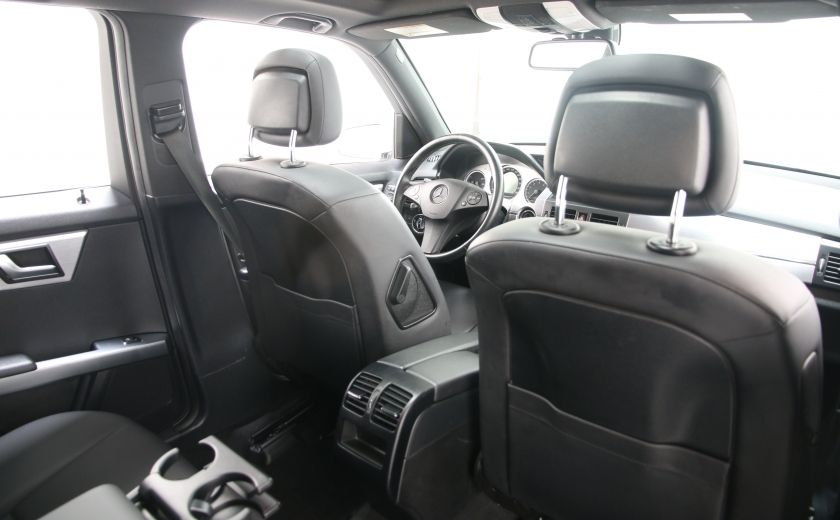 2012 Mercedes Benz GLK350 AWD A/C CUIR TOIT PANO #17