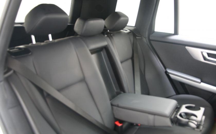 2012 Mercedes Benz GLK350 AWD A/C CUIR TOIT PANO #18