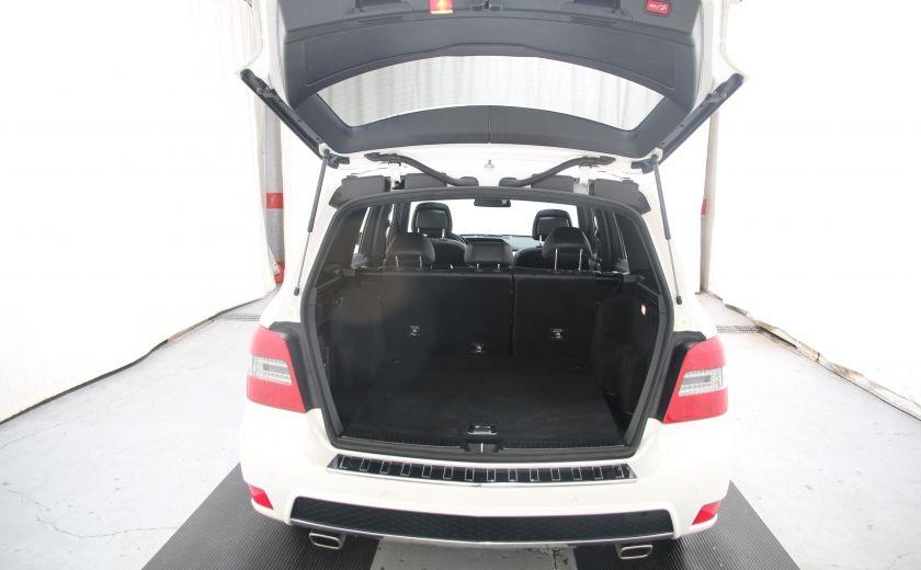 2012 Mercedes Benz GLK350 AWD A/C CUIR TOIT PANO #24