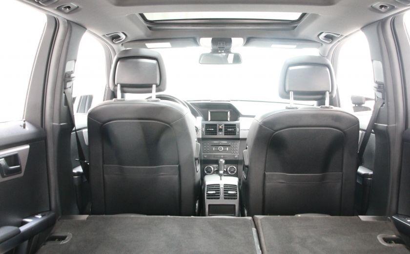 2012 Mercedes Benz GLK350 AWD A/C CUIR TOIT PANO #26
