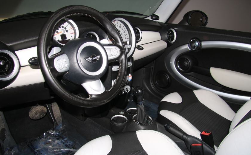 2010 Mini Cooper Camden Edition AUTO A/C TOIT PANO MAGS #8