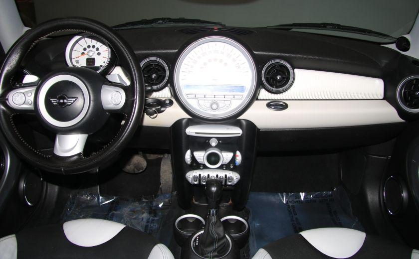 2010 Mini Cooper Camden Edition AUTO A/C TOIT PANO MAGS #12