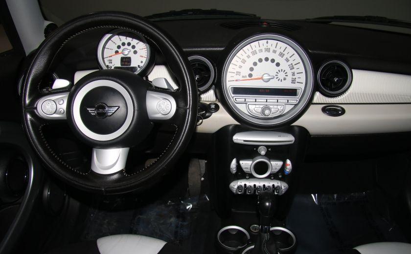 2010 Mini Cooper Camden Edition AUTO A/C TOIT PANO MAGS #13