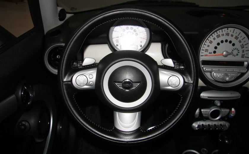 2010 Mini Cooper Camden Edition AUTO A/C TOIT PANO MAGS #14