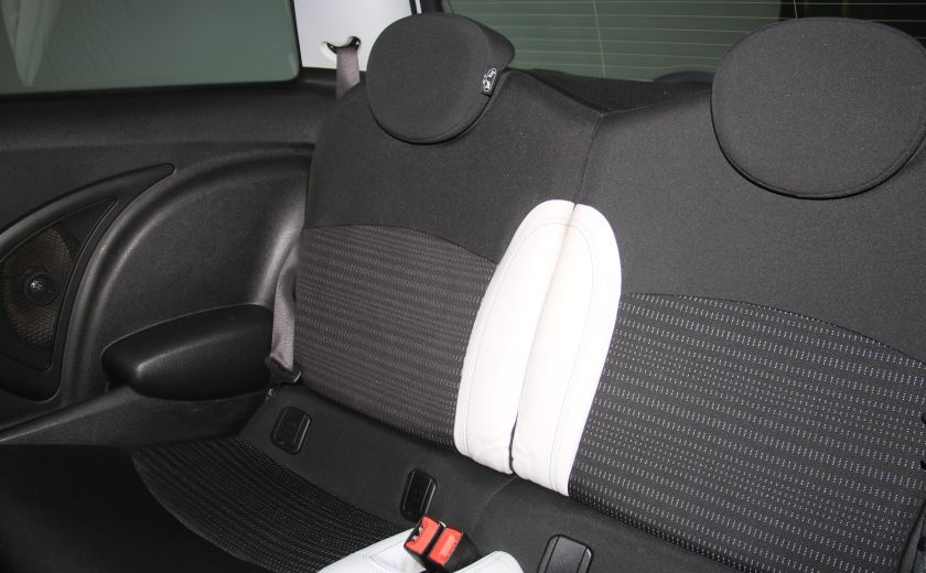 2010 Mini Cooper Camden Edition AUTO A/C TOIT PANO MAGS #17