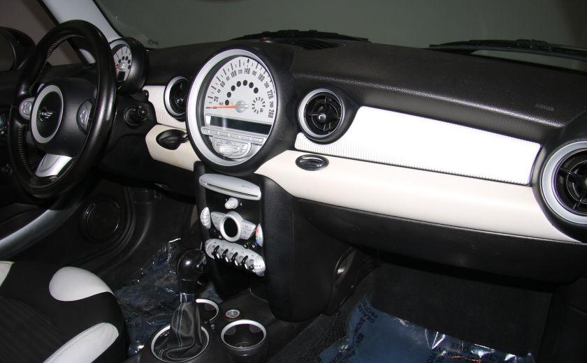 2010 Mini Cooper Camden Edition AUTO A/C TOIT PANO MAGS #19