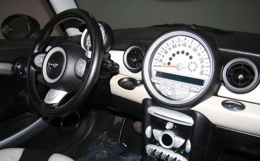 2010 Mini Cooper Camden Edition AUTO A/C TOIT PANO MAGS #20