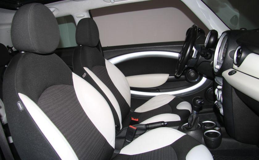 2010 Mini Cooper Camden Edition AUTO A/C TOIT PANO MAGS #21