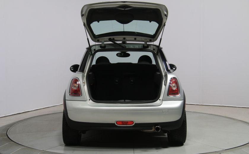 2010 Mini Cooper Camden Edition AUTO A/C TOIT PANO MAGS #24