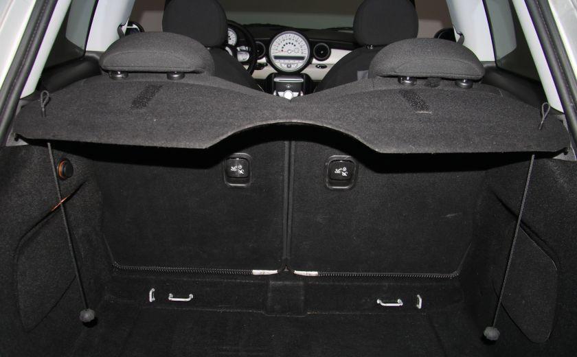 2010 Mini Cooper Camden Edition AUTO A/C TOIT PANO MAGS #25