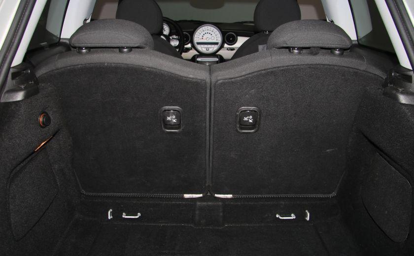 2010 Mini Cooper Camden Edition AUTO A/C TOIT PANO MAGS #26
