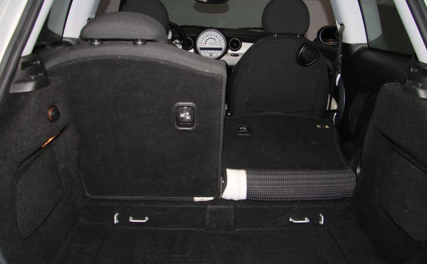 2010 Mini Cooper Camden Edition AUTO A/C TOIT PANO MAGS #27