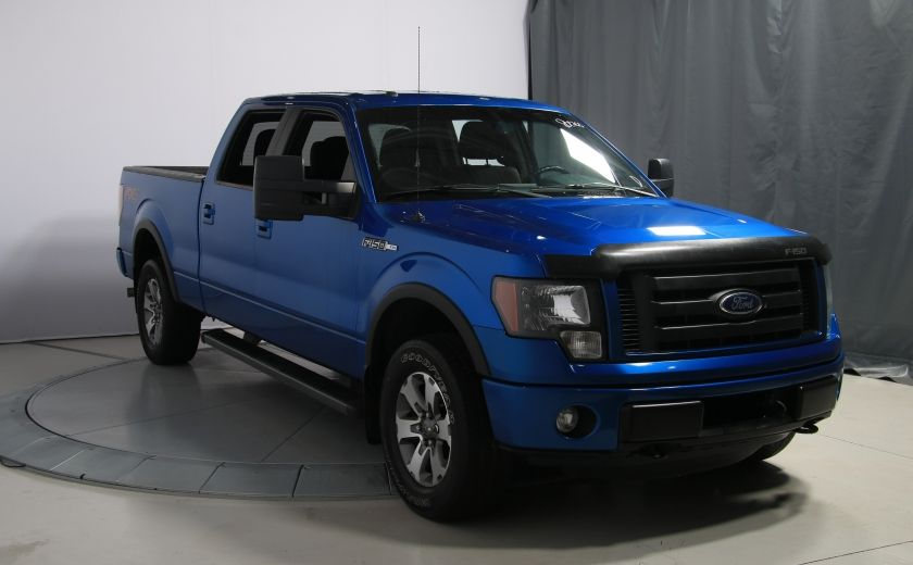 2012 Ford F150 FX4 4WD AUTO A/C GR ELECT MAGS  BLUETOOTH #0