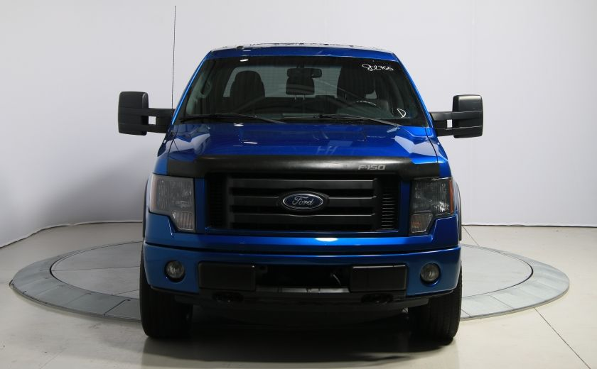 2012 Ford F150 FX4 4WD AUTO A/C GR ELECT MAGS  BLUETOOTH #1