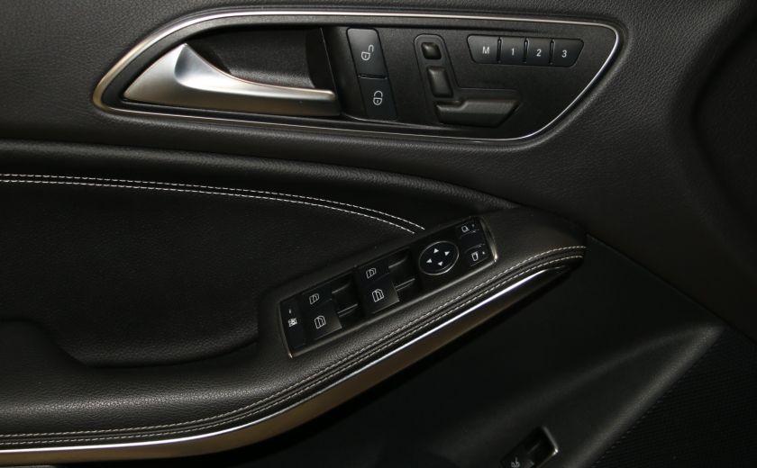 2015 Mercedes Benz CLA250 AWD AUTO A/C CUIR TOIT MAGS #10