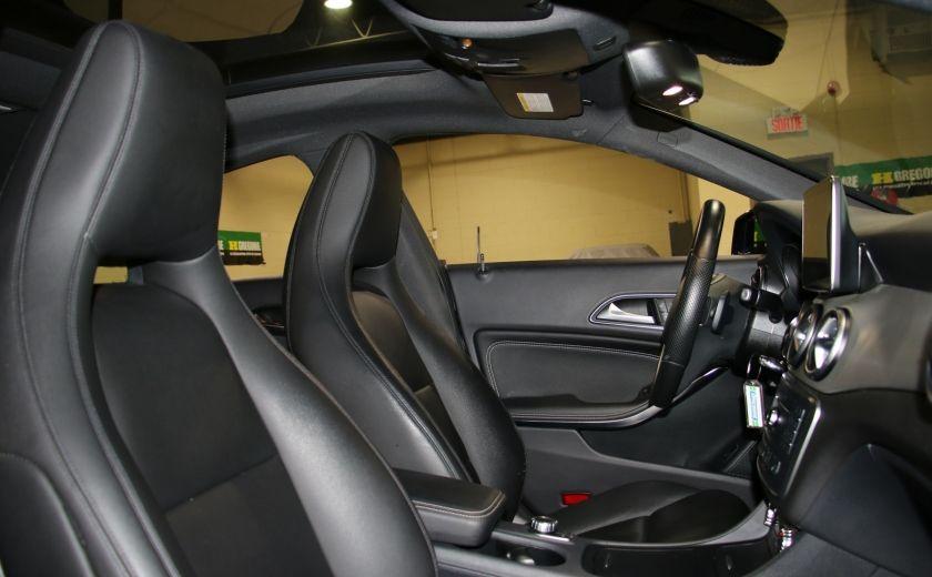 2015 Mercedes Benz CLA250 AWD AUTO A/C CUIR TOIT MAGS #26