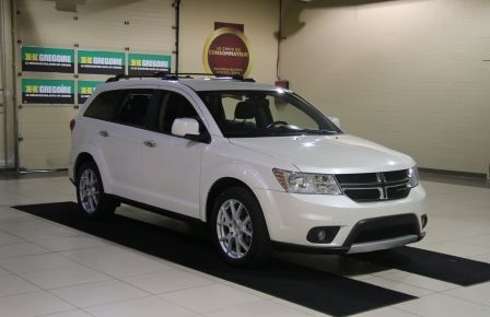 2015 Dodge Journey R/T AWD CUIR MAGS 7PASSAGERS CAM.RECUL in Carignan