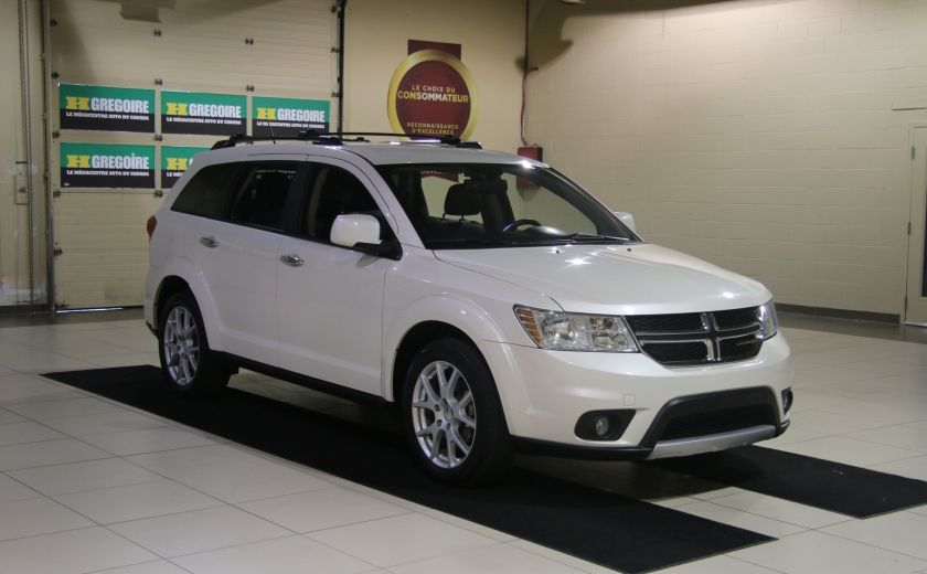 2015 Dodge Journey R/T AWD CUIR MAGS 7PASSAGERS CAM.RECUL #0
