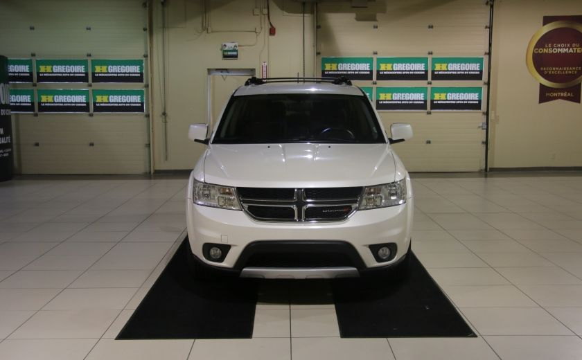 2015 Dodge Journey R/T AWD CUIR MAGS 7PASSAGERS CAM.RECUL #1