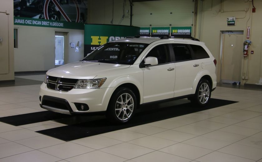 2015 Dodge Journey R/T AWD CUIR MAGS 7PASSAGERS CAM.RECUL #2