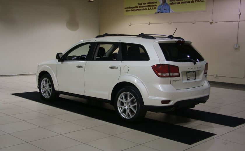 2015 Dodge Journey R/T AWD CUIR MAGS 7PASSAGERS CAM.RECUL #4