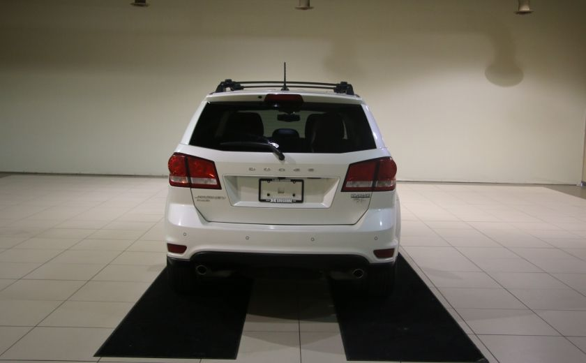 2015 Dodge Journey R/T AWD CUIR MAGS 7PASSAGERS CAM.RECUL #5