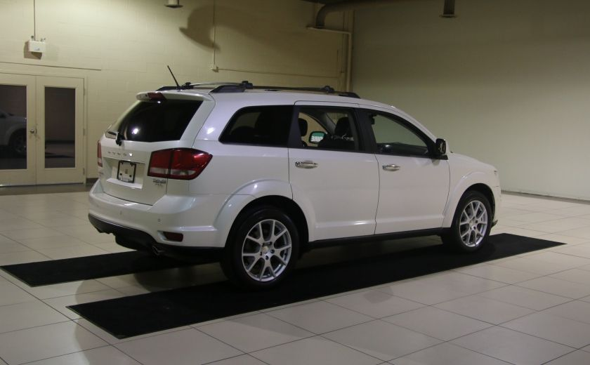 2015 Dodge Journey R/T AWD CUIR MAGS 7PASSAGERS CAM.RECUL #6